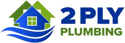 2 Ply Plumbing Edmonton Logo